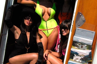 Roadyacht, Events, Pro7 Hot Summer Games