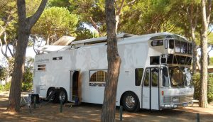 Roadyacht, Luxusbus, Busreise, Urlaub, Italien